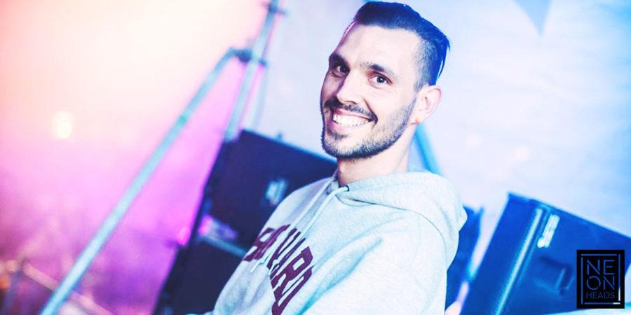 NEON crew: Head of Logistics Peter Šopinec